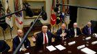 Trump planea aumentar el gasto militar en 54.000 millones y reducir las ayudas