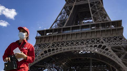 París impone el uso de la mascarilla para frenar la expansión del coronavirus