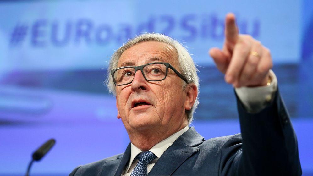 Foto: El presidente de la Comisión Europea, Jean-Claude Juncker. (EFE)