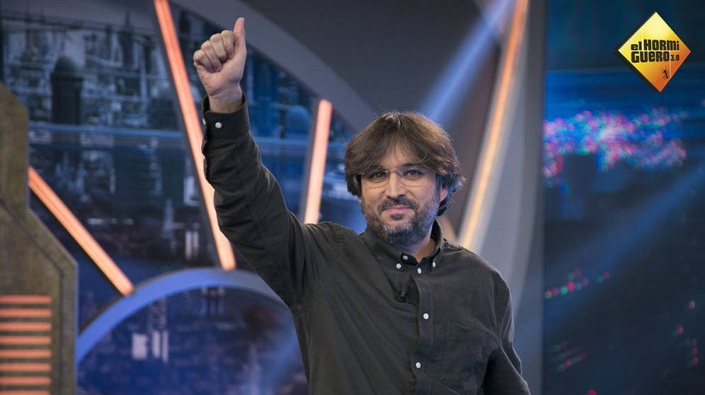 Foto: El presentador Jordi Évole. (Atresmedia)
