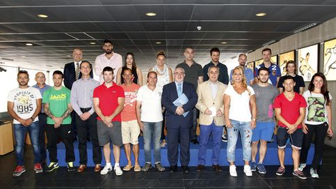 El COE y la UCAM presentan el Curso de Acceso a la Universidad para deportistas