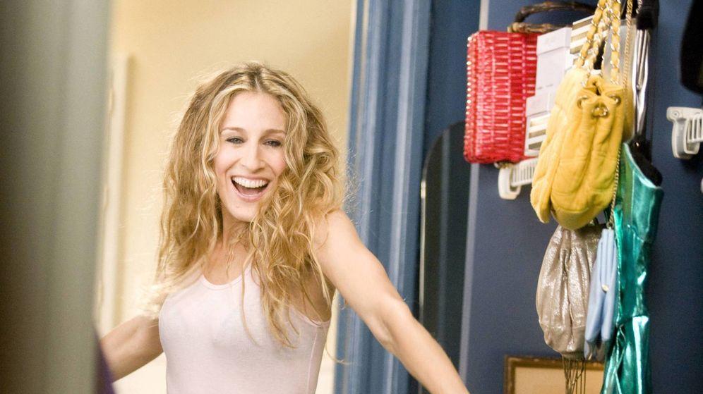 Foto: Sarah Jessica Parker, en una escena de 'Sexo en Nueva York'. (Cordon Press)
