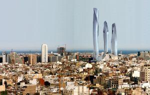 El auditor exige dar por perdidos los millones por las torres de Calatrava