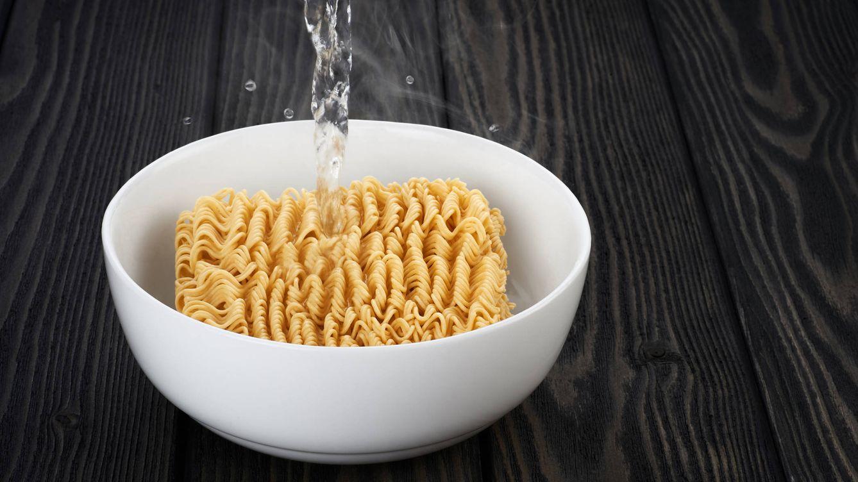 Foto: Uno de los trucos es que algunos están deshidratados, como es el caso de los fideos del ramen. (iStock)
