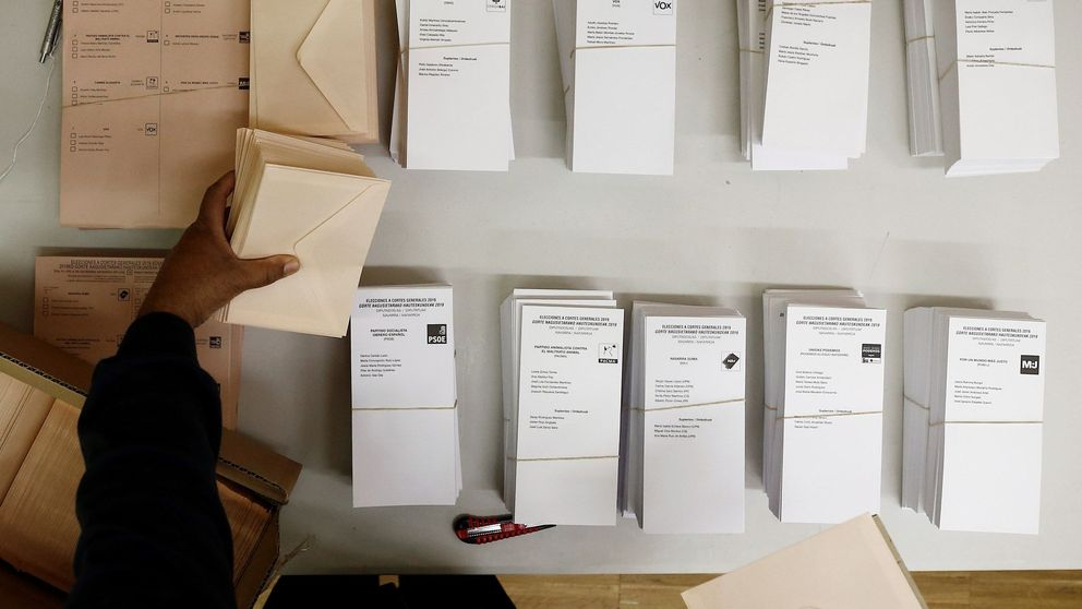 La jornada electoral para los miembros de la mesa: problemas de última hora