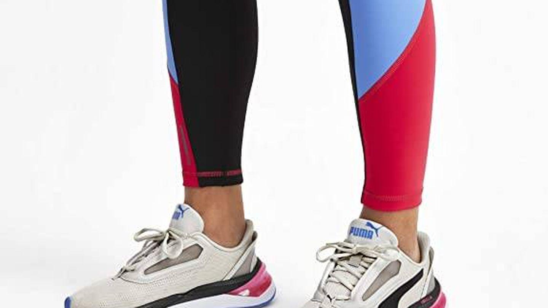 Zapatillas deportivas más vendidas en Amazon. (Cortesía)
