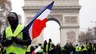 Las protestas de los 'chalecos amarillos' se desinflan: 59 detenidos y baja afluencia