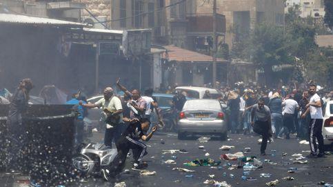 Muertos y heridos en los disturbios de Jerusalén Este