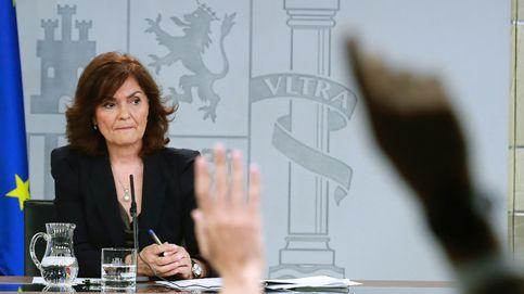 Calvo, sobre Villarejo: Este Gobierno no va a pasar por el chantaje de nadie