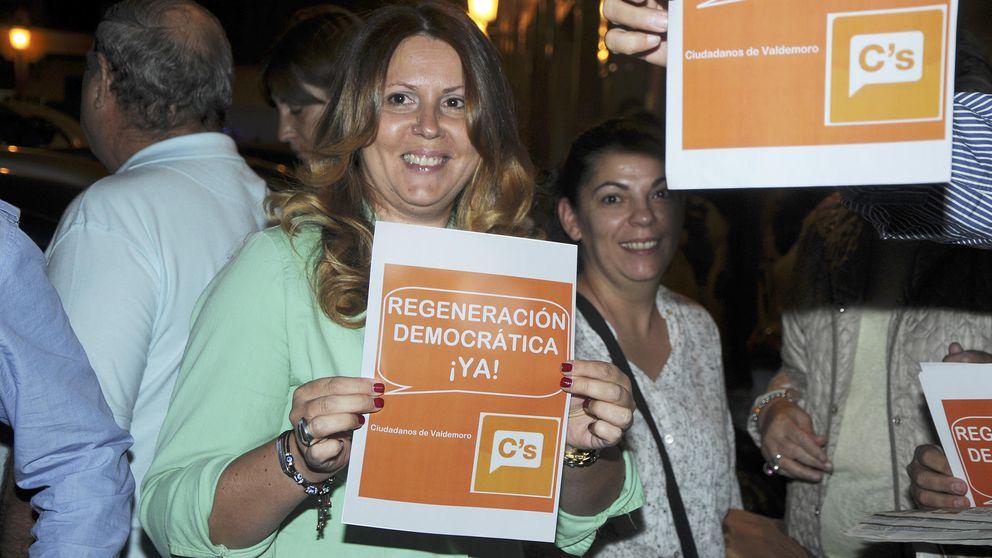 La diputada de Ciudadanos Eva Borox dimite asediada por sus vínculos con la Púnica
