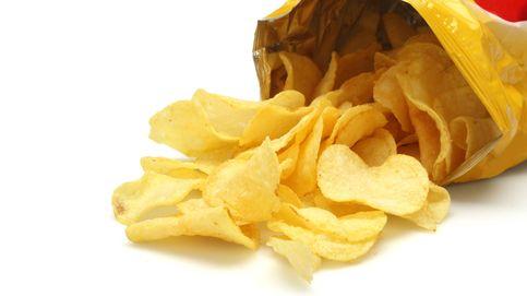 Usa una bolsa de patatas fritas para salvar la vida de un hombre