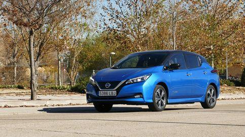 Nissan Leaf, la mejor opción para moverse en ciudad sin contaminar... si tienes enchufe