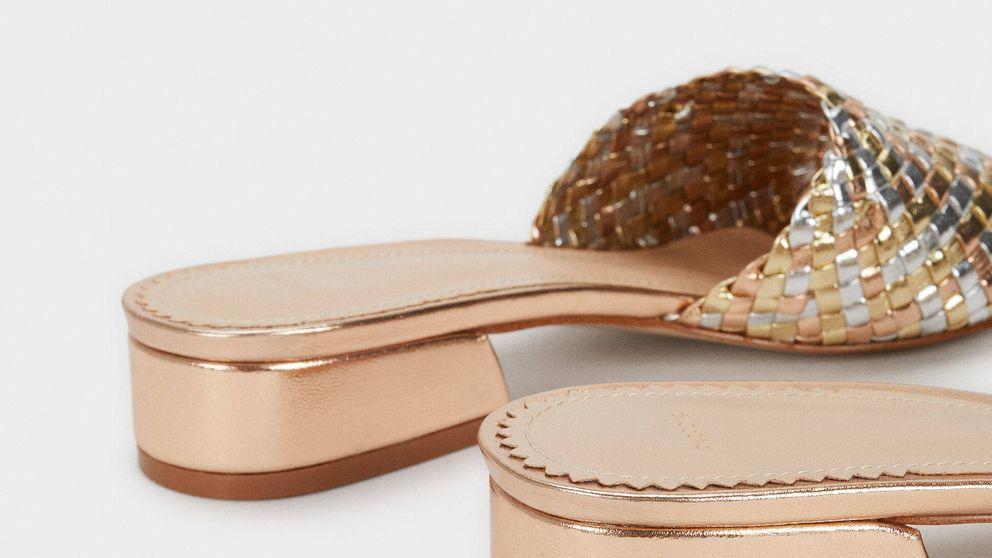 Estas sandalias metalizadas de Parfois son nuestro nuevo objeto de deseo