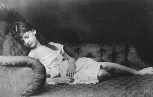 Foto: Fotografías de Lewis Carroll a menores