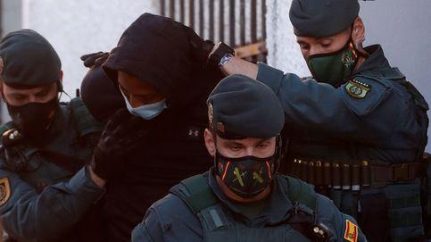 Ordenan el ingreso en prisión del Melillero y dos de sus cómplices