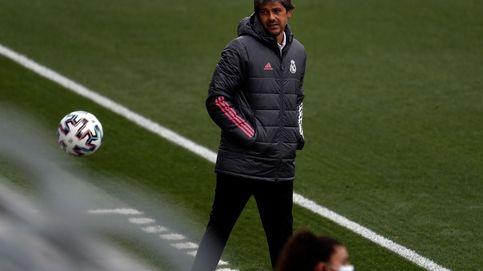 Sigue el oscurantismo en el Real Madrid femenino: ¿dónde estaba su entrenador?