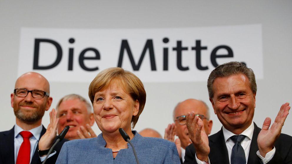 Resultados de las elecciones en Alemania por regiones: Merkel vuelve a ganar