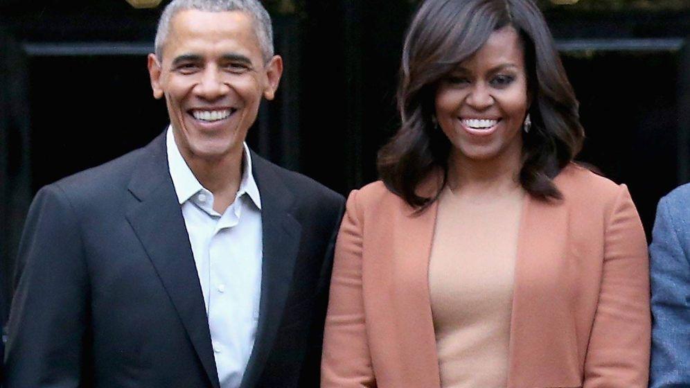 Foto: Barack y Michelle Obama. (Cordon Press)