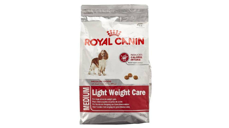 Pienso light para mascotas medianas de Royal Canin