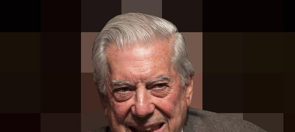 Foto: Mario Vargas Llosa, ¡menudo espectáculo!