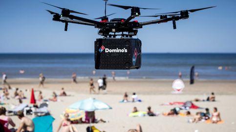 ¿Hay que invertir en el dron que te traerá la próxima pizza?