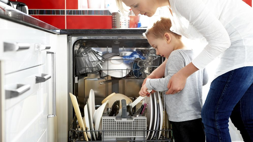 Foto: Los más pequeños del hogar también deben aprender a optimizar el gasto.