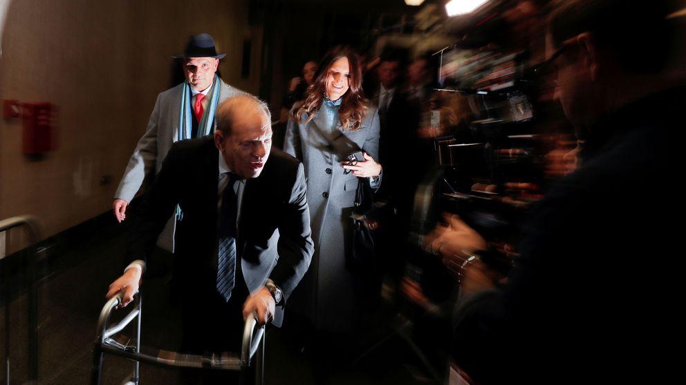 Monstruo depredador: el juicio a Weinstein entra en detalles sobre sus abusos sexuales