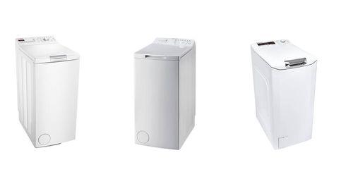Las mejores lavadoras de carga superior del mercado