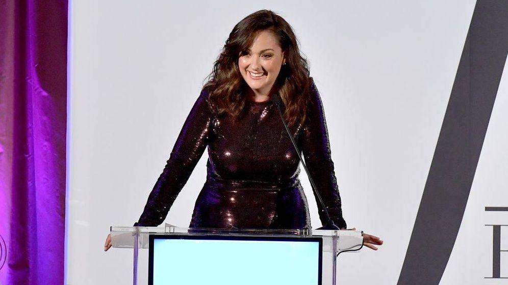 Foto: Celeste en Los Ángeles en una entrega de premios. (Getty)