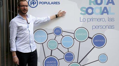 El PP se reunirá con 50 colectivos, incluidas las 'mareas', para cambiar su imagen social
