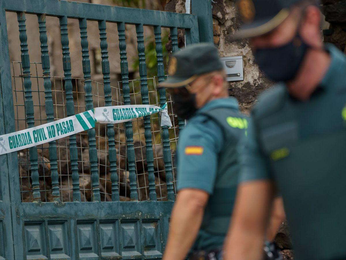 Foto: Agentes de la Guardia Civil, en una imagen de archivo. (EFE)