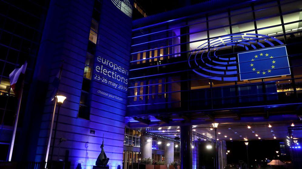 Foto: Sede del Parlamento Europeo en Bruselas. (Reuters)