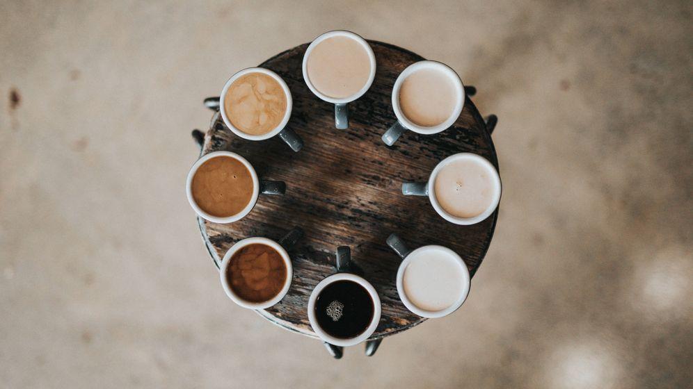 Foto: Usos del café en la cosmética. (Unsplash)