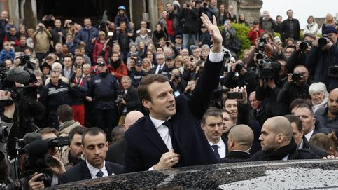 Macron, el candidato antídoto: medios europeos le dan la victoria con el 60%