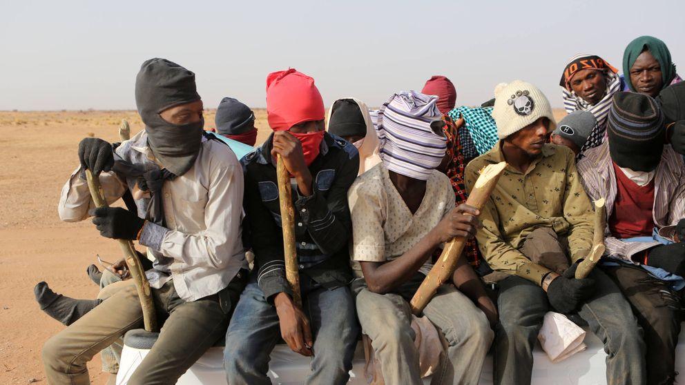 Un muro invisible en Níger: el desierto se traga a los inmigrantes que buscan Europa
