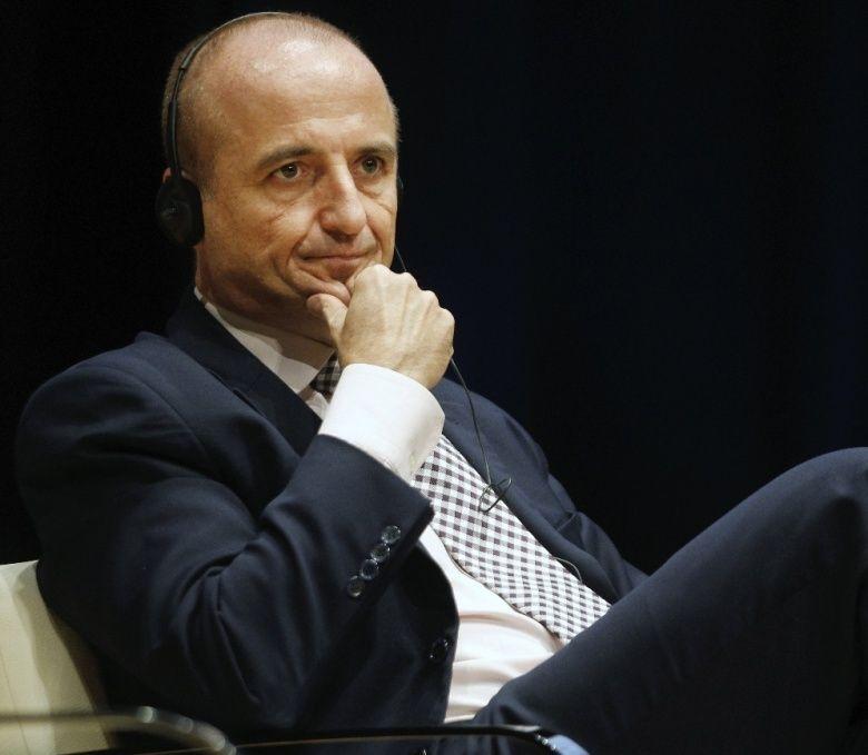 El exministro de Industria, Miguel Sebastián, en 2011 (EFE)