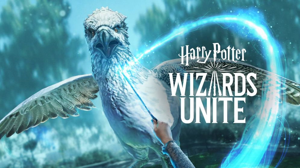 Foto: 'Harry Potter: Wizards United', el nuevo 'Pokémon Go' (harrypotterwizardsunite.com)