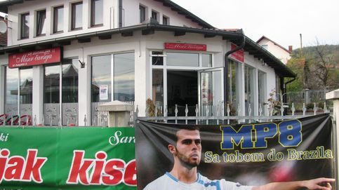 Pjanic guiará a Bosnia y Herzegovina rumbo a Francia desde el púlpito