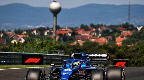 Fernando Alonso y la amenaza de que Esteban Ocon pueda volver por sus fueros