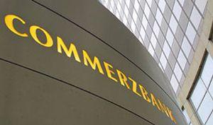Commerzbank se dispara más de un 3% tras vender sus de créditos inmobiliarios en Reino Unido