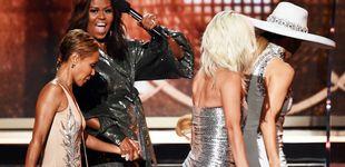 Post de Michelle Obama ha eclipsado a Lady Gaga y JLo y estos looks nos lo vaticinaron