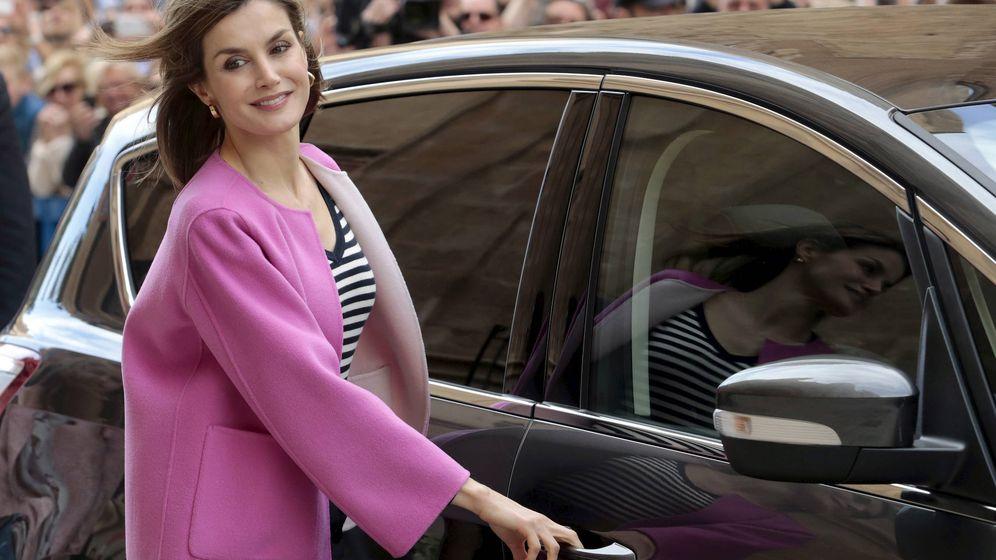 Foto: La reina Letizia en una imagen de archivo. (Reuters)