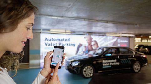 Así funciona el primer 'parking' autónomo de coches del mundo