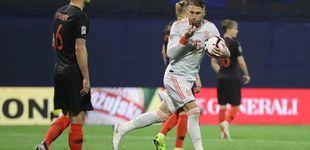 Post de El internacional croata Dejan Lovren: