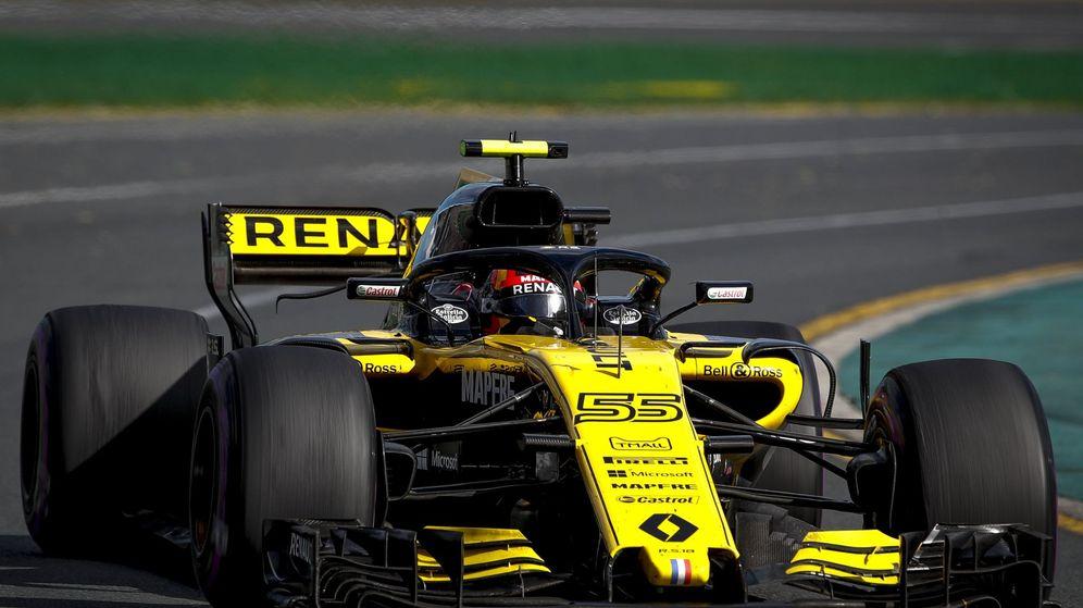 Foto: Carlos Sainz, en el GP de Austrlalia. (EFE)
