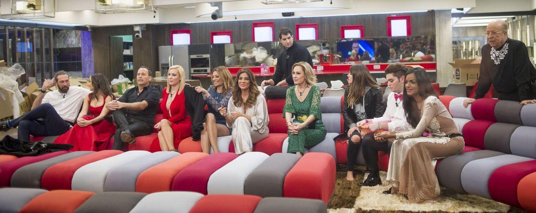 Foto: Concursantes de 'Gran Hermano VIP 4'