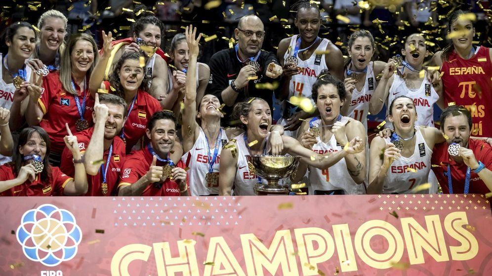 Foto: La selección española, reciente campeona de Europa, jugará en casa la Copa del Mundo de baloncesto 2018. (EFE)