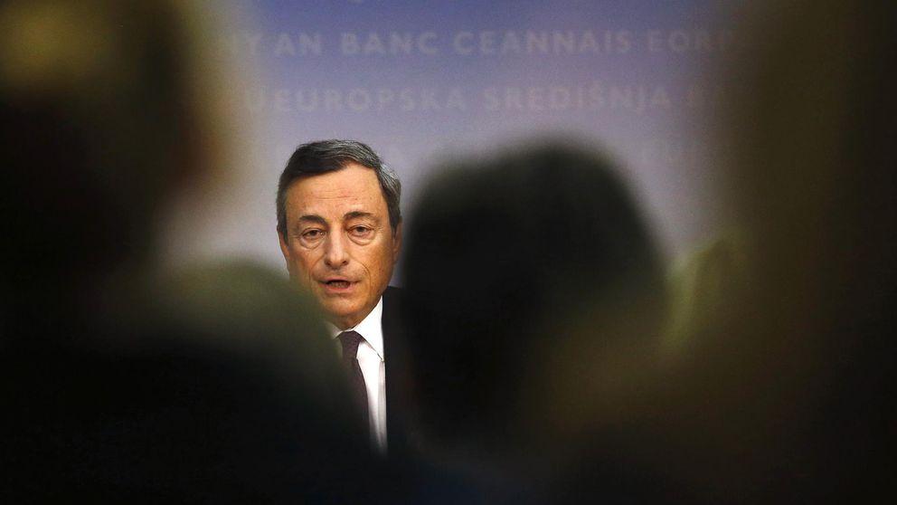 El BCE acelera con las cédulas y estrena con calma las titulizaciones