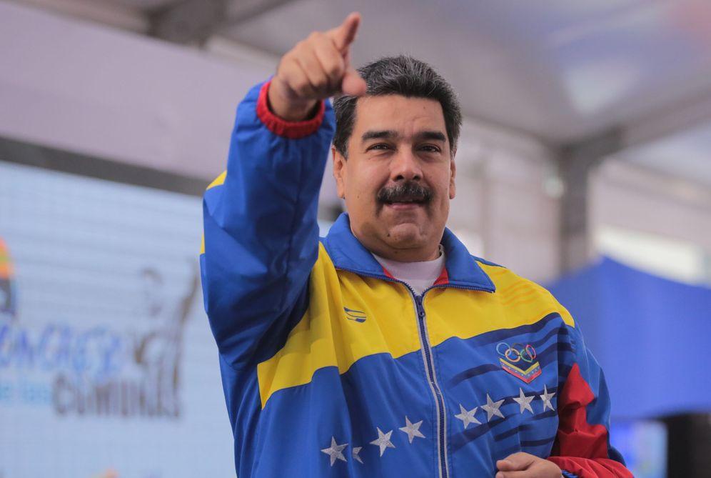 Foto: El presidente de Venezuela, Nicolás Maduro (EFE)