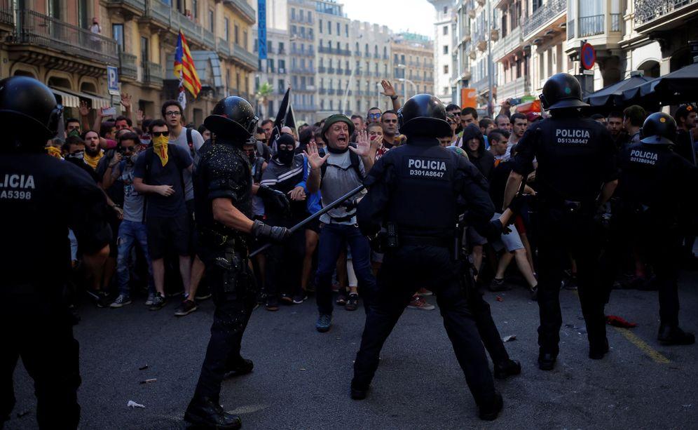 Foto: Un momento de la movilización del sábado en Barcelona. (Reuters)